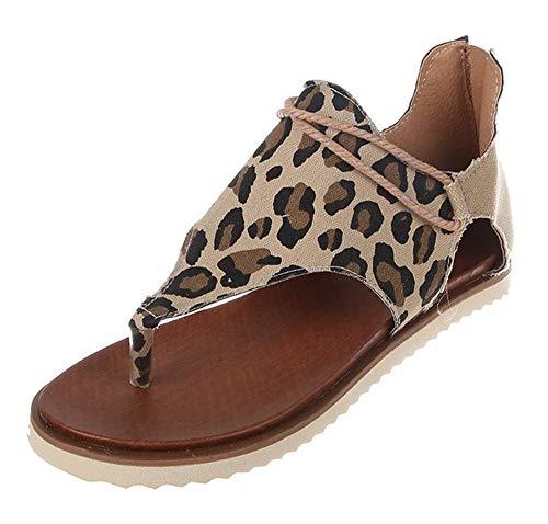 Oversized Romeinse sandalen voor dames