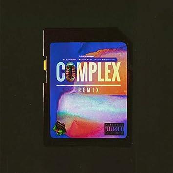 Complex (feat. Mrgradee, Erick R.G & Niko Espinosa)