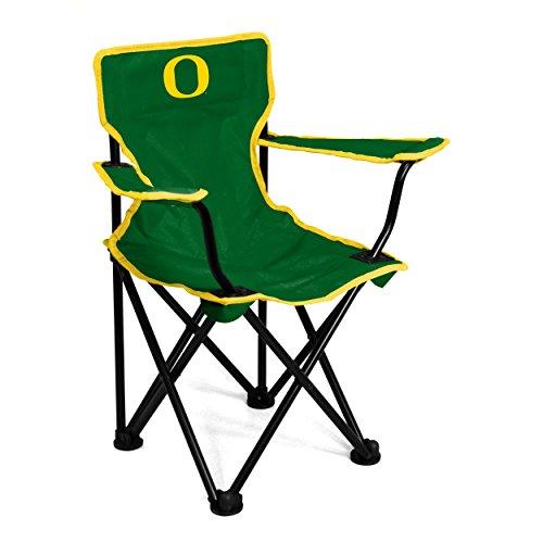 """NCAA Oregon Toddler Chair, Green, 12"""" x 12"""""""