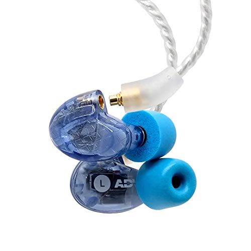 Advanced Dual-Driver MMCX in-Ear Monitors Model 3 BA2【Japan Domestic Genuine Products】【Ships from Japan】