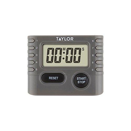 Taylor 10 Cocina Digital Clave la casa que Cuece Reloj de Temporizador Nuevo
