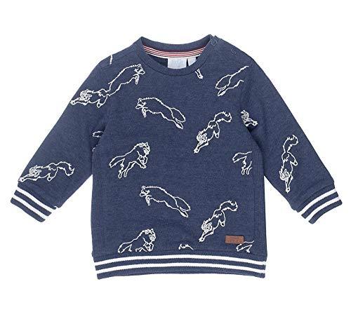 Feetje Baby Jacke Sweater Pullover Blau, Größe:80