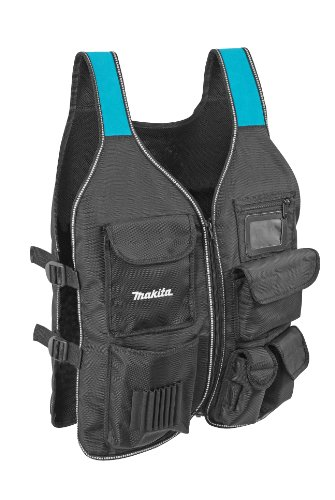 Makita P-72089 Worker's Vest (New) Tool Vest for Carpenters/Universal Size
