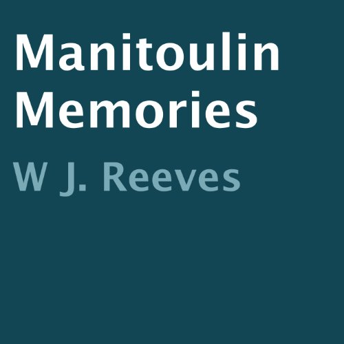 Manitoulin Memories  By  cover art