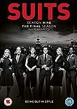 SUITS/スーツ シーズン9(ファイナルシーズン) [DVD-PAL方式 ※日本語無し] (輸入版) -Suits Season 9 DVD-