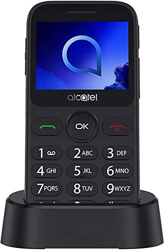 Alcatel 2019G - Mobile Phone Metallic Silver