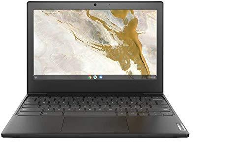 Lenovo 11.6inch Chromebook, Intel Celeron N4020 Dual-Core Processor, 4GB RAM, 32GB eMMC SSD, WiFi, Bluetooth, Chrome OS(Renewed)