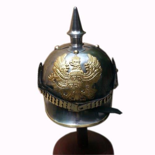 alemán 'WWI IMPERIAL Pickelhaube casco con clavos curassier' Navidad regalos