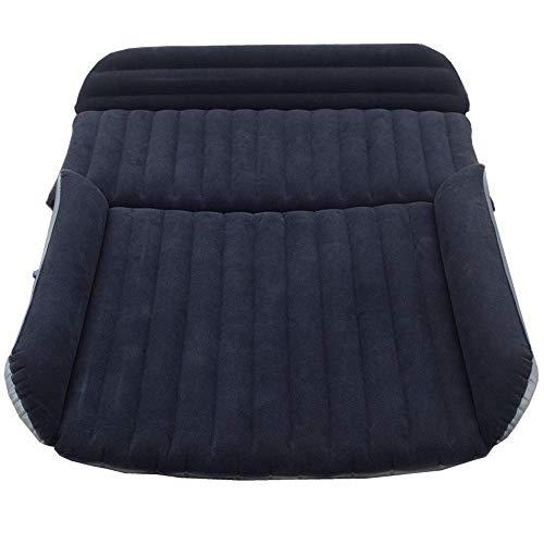 WFAANW Colchón de aire del coche al aire libre del amortiguador de aire inflable cama universal coche colchón viaje del resto del sueño