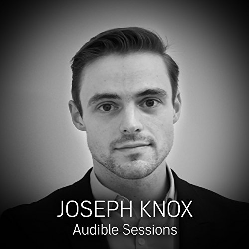 Joseph Knox audiobook cover art