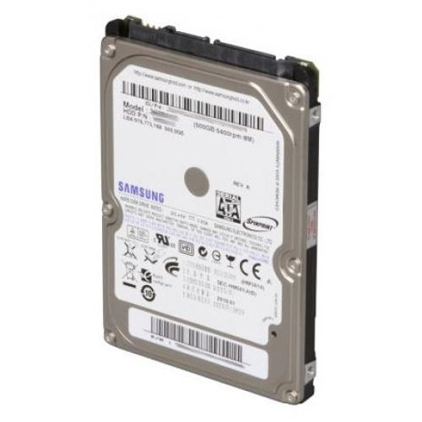 500 GB Samsung Spinpoint M7 2,5 inch interne harde schijf (5400 rpm, 8 MB cache)
