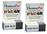 HomeoPet Nose Relief, 15 ml (2 Pack)