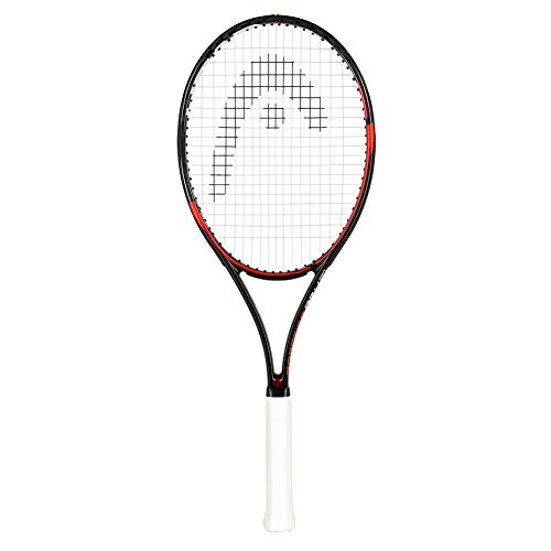 Head Graphene Xt Prestige Rev PRO 2016-L3 Racchetta da Tennis Colore Nero/Rosso/Arancio, Taglia 30