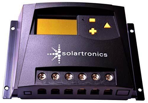 solartronics 50A Laderegler G 12V/24V gelb Photovoltaik Solarladeregler Solar PV
