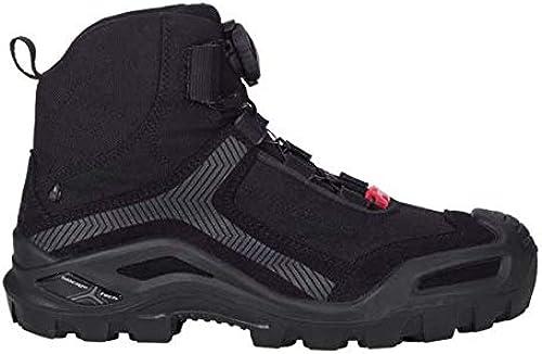 Enjauneert Strauss 8P93.65.5.42 Kastra Mid, 42 Chaussures de sécurité Noir