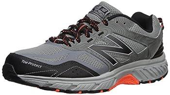 New Balance Men s 510 V4 Trail Running Shoe Gunmetal/Black 10 XW US