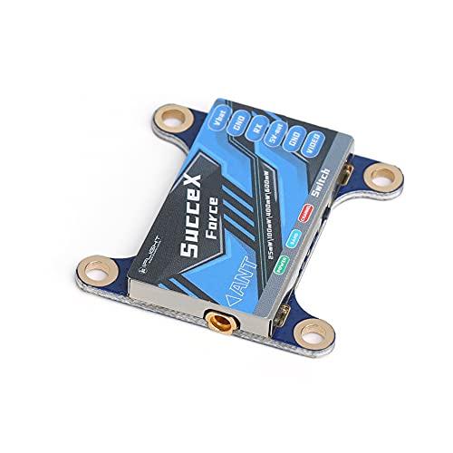 RFElettronica, iFlight SucceX-Force 5.8GHz 48CH Pit 25mW / 100mW / 400mW / 600mW commutabile FPV VTX Trasmettitore Video OSD IRC Tramp per RC Drone