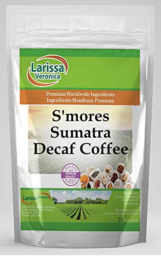 S'mores Sumatra Decaf Coffee Flavored OFFicial site Gourmet Naturally Ranking TOP20 Whole