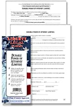 Durable Power of Attorney - Limited - USA - Do-it-Yourself Legal Forms by Permacharts