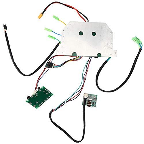 Okuyonic Desgaste de la Placa Base de Control Universal y Dispositivo Fijo Bien almacenado, fácil de Instalar y Quitar, no se Cae o deforma fácilmente