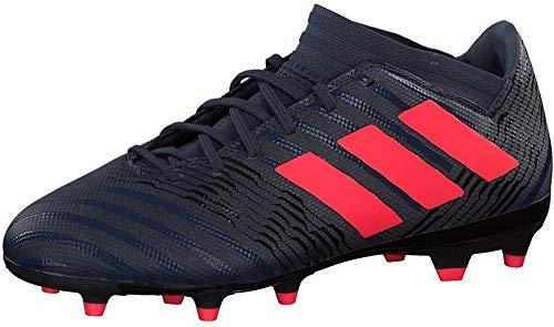 adidas adidas Damen Nemeziz 17.3 FG Fußballschuhe, Blau (Azutra/Rojent/Negbás 000), 36 2/3 EU