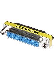 BeMatik - Mini Adaptador Serie/Paralelo (DB25-H/H)