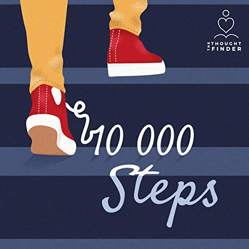 Ten Thousand Steps: Poems About Life and Love audiobook cover art
