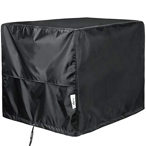 N-A Generator Cover Waterproof, Universal Weather Resistant Storage Cover for Portable Generators up to 25(L) x 24(W) x 21(H) inches