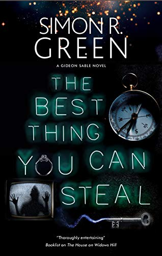 Best Thing You Can Steal (A Gideon Sable novel Book 1)