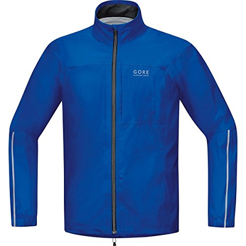 GORE RUNNING WEAR, Giacca Corsa Uomo, Impermeabile e leggera, GORE TEX Active, ESSENTIAL GT AS, JGMESS