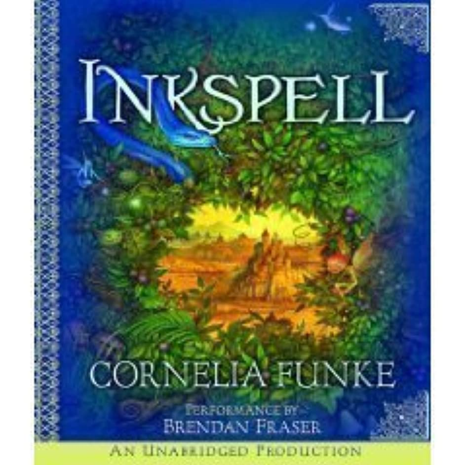 Inkspell Unabridged on 17 CDs [Inkheart Triology] (Book 2)