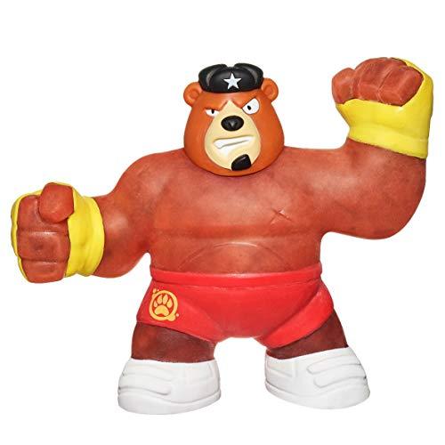 CHTK4 41031 Brawler The Bear Heroes of GOO JIT ZU GRAPLOCK The Octopus