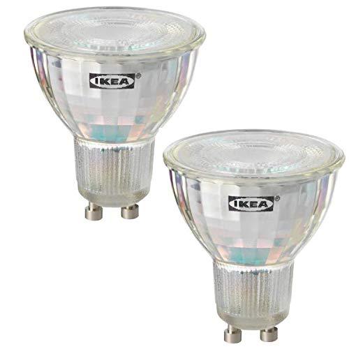 IKEA TRADFRI GU10 - Bombillas LED inteligentes (400 lúmenes, 2200 – 4000 K)