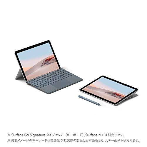 マイクロソフトSurfaceGo2[サーフェスゴー2]OfficeHomeandBusiness2019/10.5インチPixelSenseディスプレイ/インテルPentiumGold4425Y/4GB/64GBプラチナSTV-00012