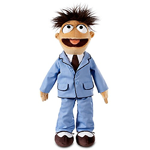 The Muppets Exclusive 18 Inch DELUXE Plush Figure Walter by Disney