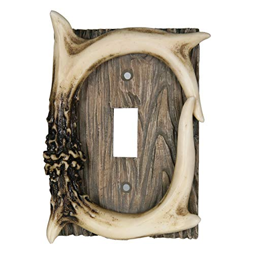 Deer Antler Switch Cover