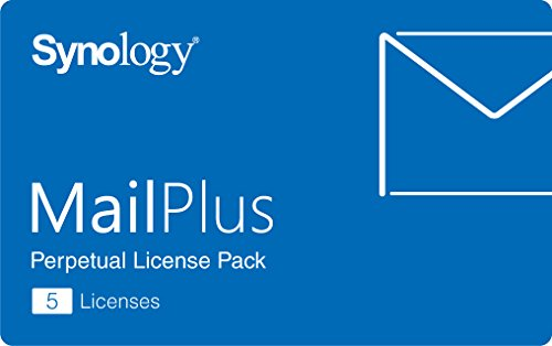 Synology Mail Server (MailPlus 5 Licenses)