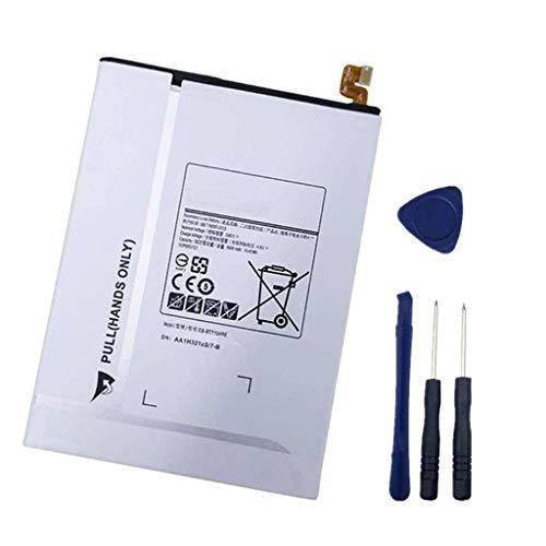 Bestome Batería de repuesto compatible con Samsung Galaxy Tab S2 8.0 Series Galaxy Tab S2 Plus 8.0 Series SM-T710 T713 T715 T715C T715Y T719 EB-BT710ABA GH43-04449B GH43-04449A con herramientas