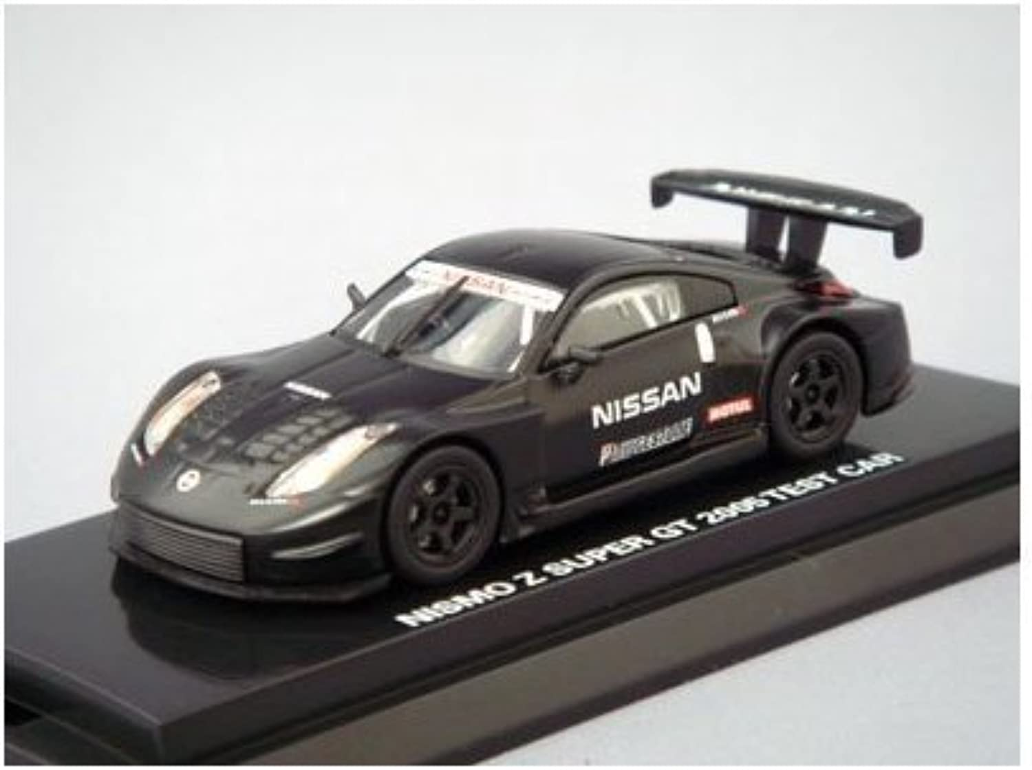 Kyosho beads collection 1 64 Nissan Nismo Z Super GT 2005 test car