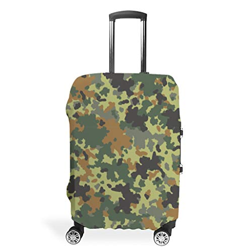 Travel Luggage Cover Protector - Unique 4 Sizes Suit for Protection Suitcase, White (White) - LIFOOST-XLXT