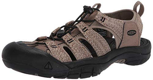 Keen Newport H2 Water Shoe, Sandale Homme, Marron, 49 EU
