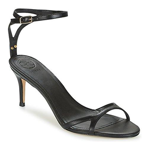 Guess NYALA Sandalen/Sandaletten Damen Schwarz - 41 - Sandalen/Sandaletten