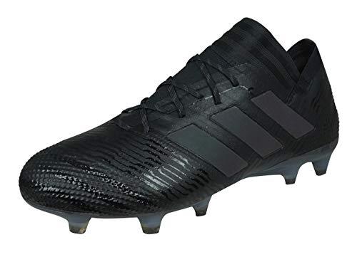adidas Bota Nemeziz 17.1 FG Core Black-Hi-Res Green Talla 6 UK