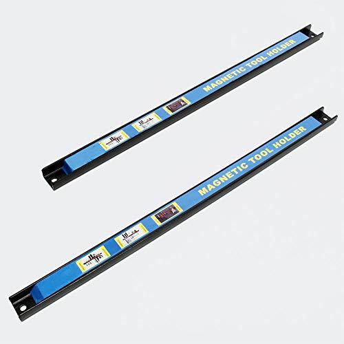 Magnetleiste Werkzeughalter 2tlg. Halterung für Werkzeug Schiene Magnetschiene Werkzeugleiste