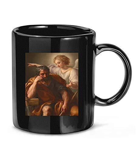 The #Dream of St #Joseph - Taza de café