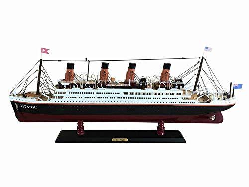 Hampton Nautical RMS Titanic 32
