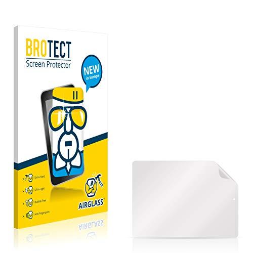 BROTECT Panzerglas Schutzfolie kompatibel mit Blaupunkt Endeavour 1000 QC - AirGlass, extrem Kratzfest, Anti-Fingerprint, Ultra-transparent