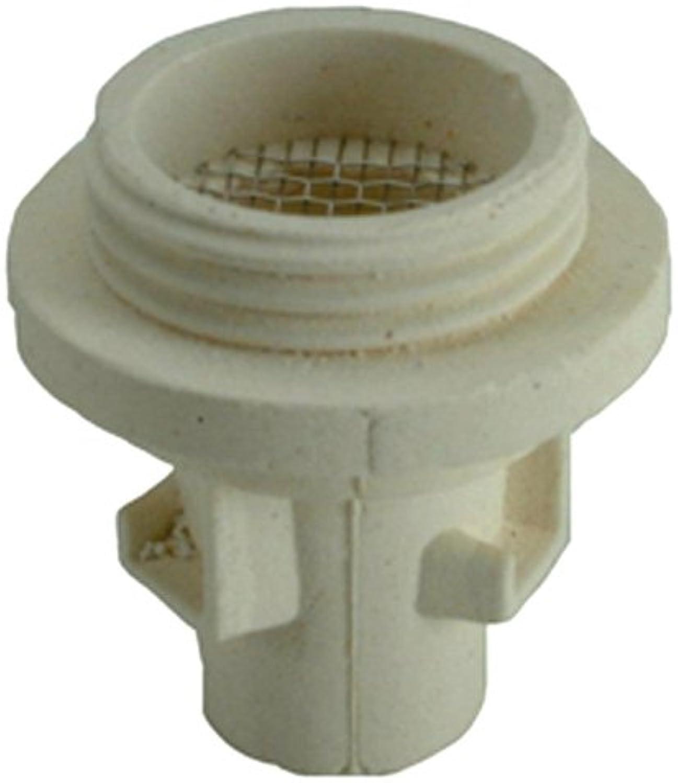 Humphrey L12-2A Burner Nose Hard for Preformed Mantle Gas Light