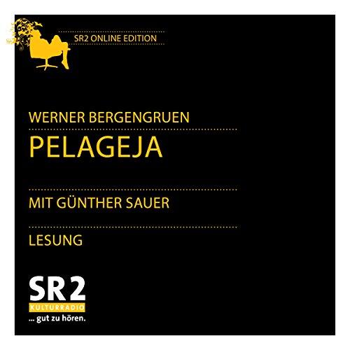Pelegeja audiobook cover art