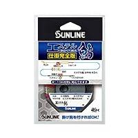 サンライン(SUNLINE) エステル鮎 仕掛完全版 #0.2